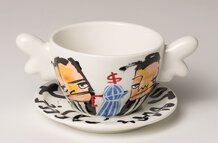 ST00506 - 2.Coffee Cup White - Espresso Boys Heavenly Coffee Cup - Image 2.jpg
